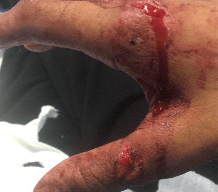 'Good Samaritans' flagged down Muslim man then assaulted him